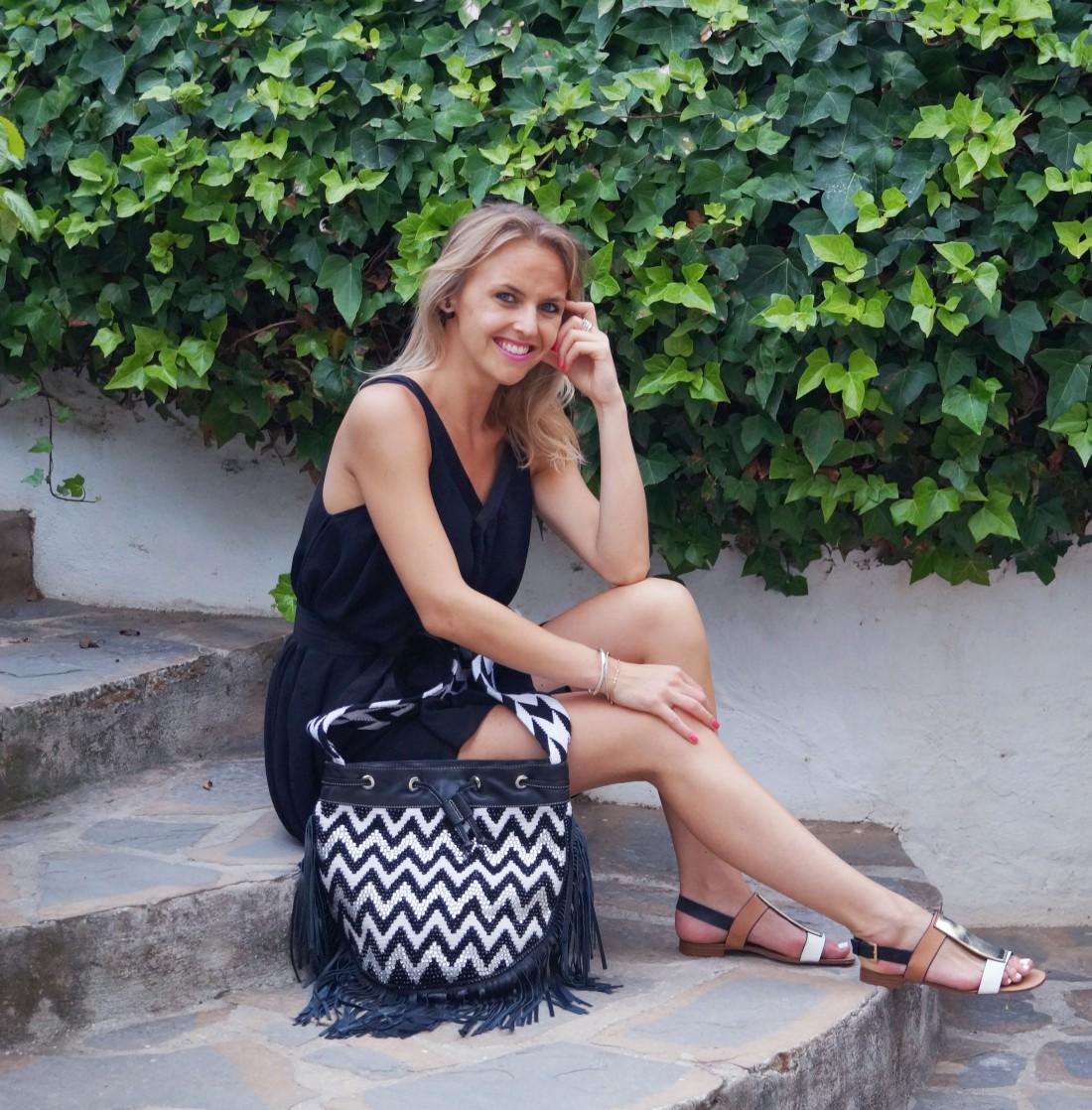 Bag at You - Fashion blog - Wayuu Colombia - Mochila Bag La Bendicion - Pure beauty