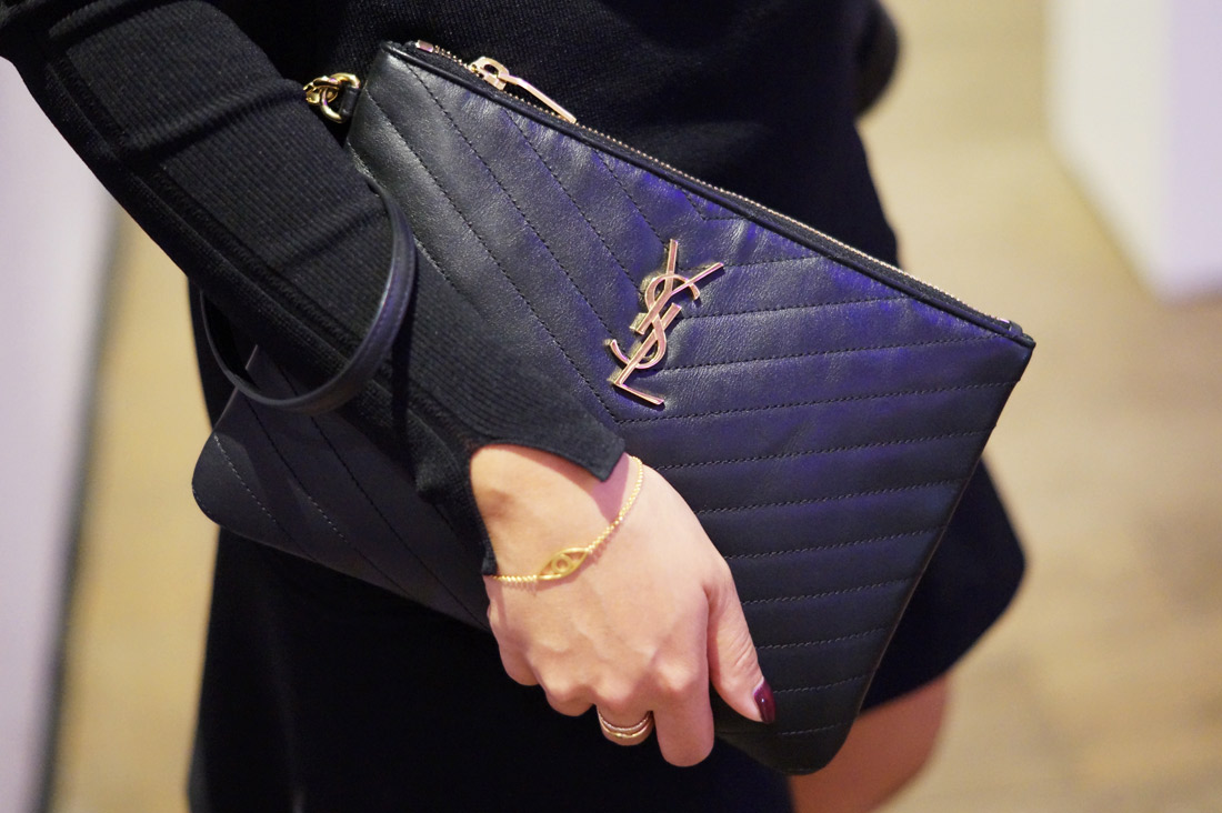 Bag-at-You---Fashion-blog---Official-Launch---House-of-Eleonore---Yves-Saint-Laurent-evening-bag