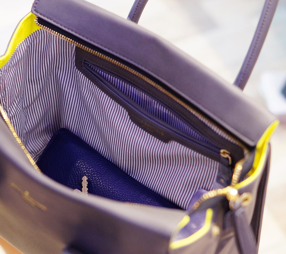 Bag-at-You---Fashion-blog---Paul's-Boutique-Limited-Edition-Grey-handbag-and-striped-finishing---style-blogger