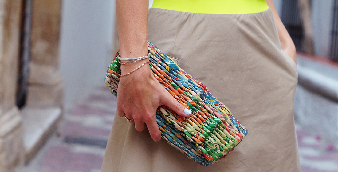Bag-at-you---Fashion-blog---Colourful-clutch-in-Marbella-Spain