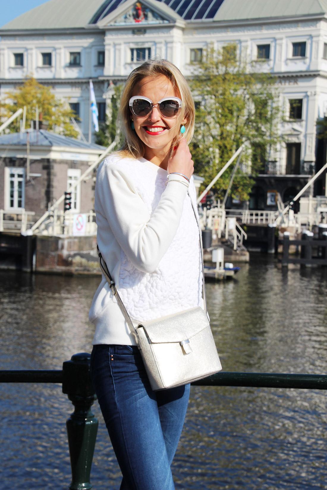 Bag-at-You---Fashion-blog---Denim-jeans---Ecco-bag---Autumn-Streetwear---Liujo-sunglasses