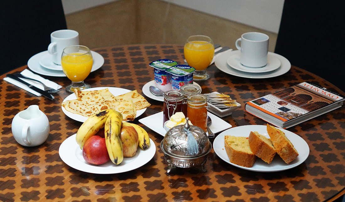 Bag-at-You---Fashion-blog---Riad-Tawargit---Marrakesh---Breakfast