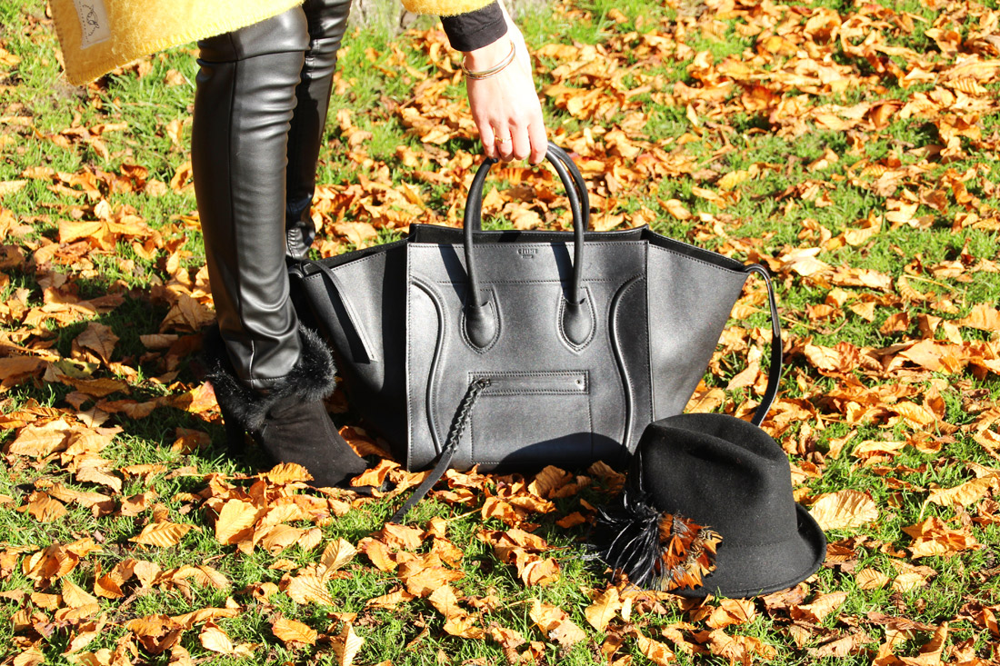 Bag-at-you---Fashion-blog---Celine-Phantom-Bag---Black-leather---walk-in-the-park