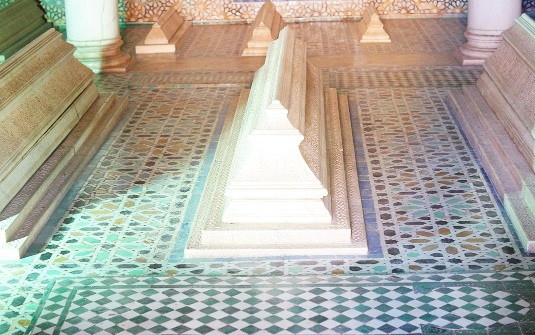 Bag-at-you---Fashion-blog---Postcard-from-Marrakesh---Saadian-Tombs