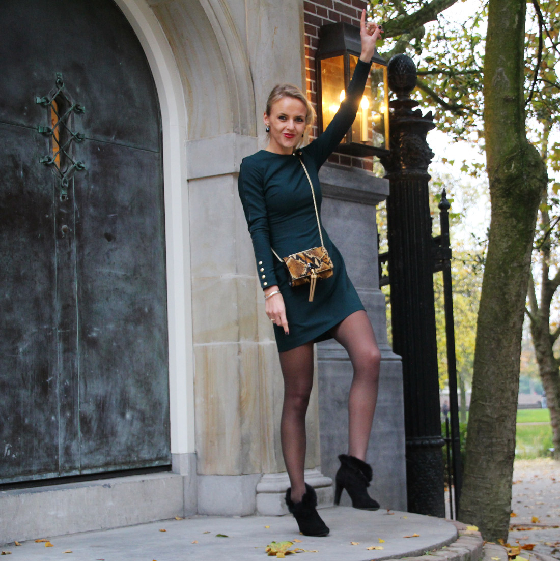 Bag-at-you---Fashion-blog---Tosca-Blu-Bag---Fashionable-phyton-bag---fall-dress