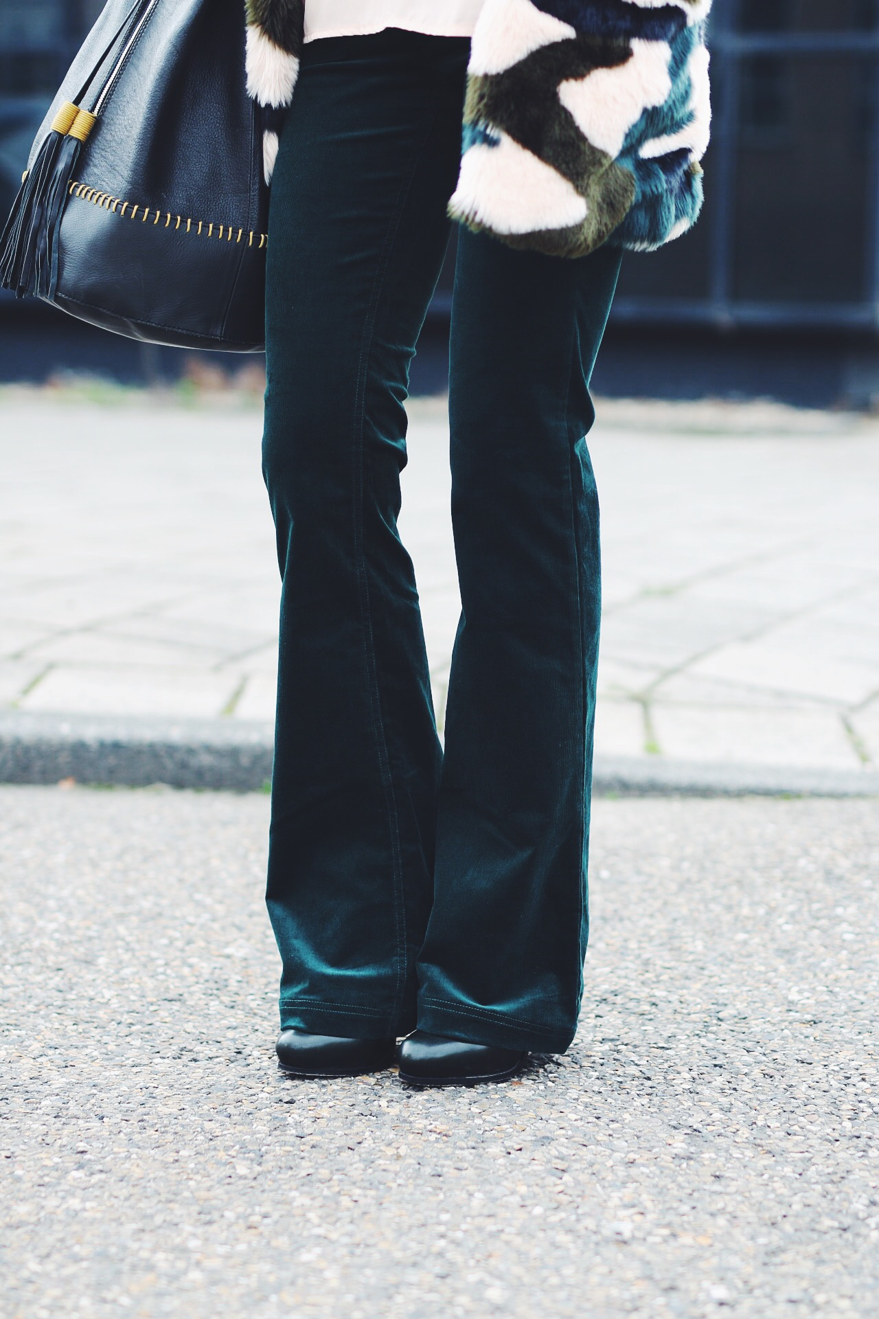 Bag at You - Fashion blog - Look Amayzine - Zara Flares and Tiffi pumps