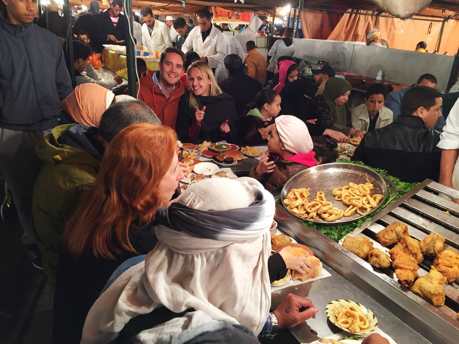 Bag-at-you---Fashion-blog---Postcard-from-Marrakesh---Dinner-at-El-Fna