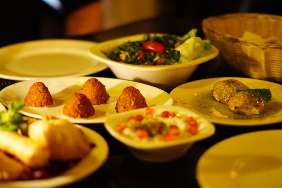 Bag-at-You---Fashion-blog---Azar-Restaurant---Marrakesh---Starter-mezze