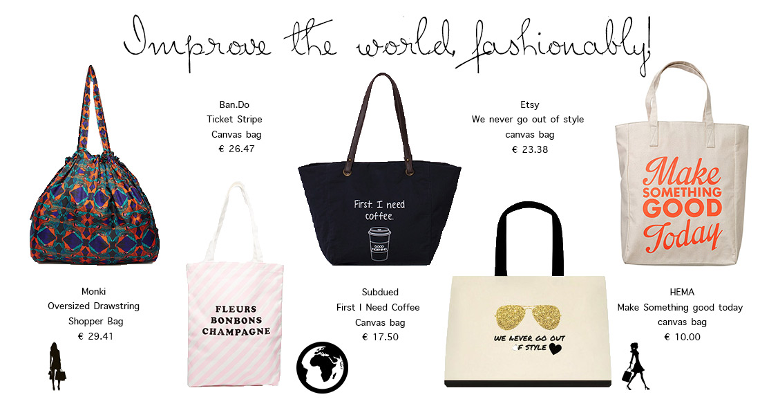 Bag-at-You---Fashion-blog---Prohibition-of-free-plastic-bag---Canvas-bags