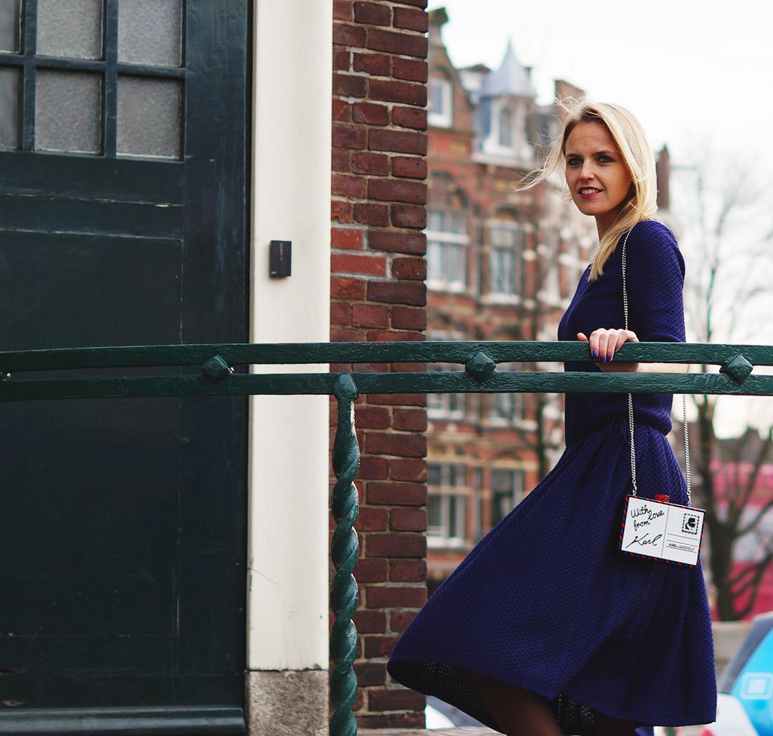 Bag-at-you---Fashion-blog---Amsterdam---Karl-Lagerfeld-bag---Zein-Knitwear---Crystal-dress