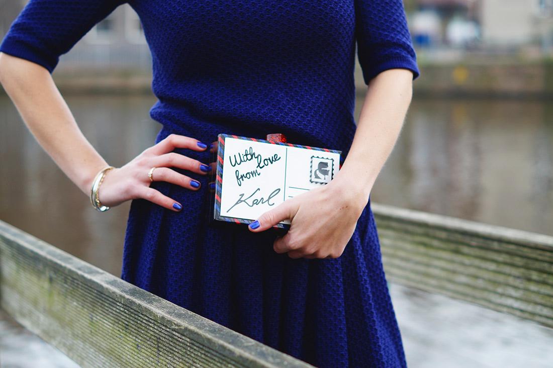 Bag-at-you---Fashion-blog---Karl-Lagerfeld-clutch---Zein-Knitwear---Swarovski-dress