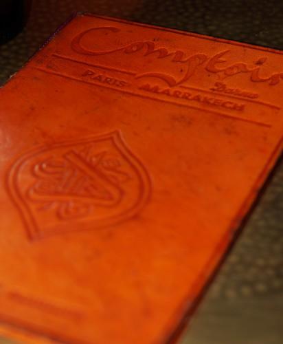 Bag-at-you---Fashion-blog---Marrakesh---Menu---Le-Comptoir-Darna