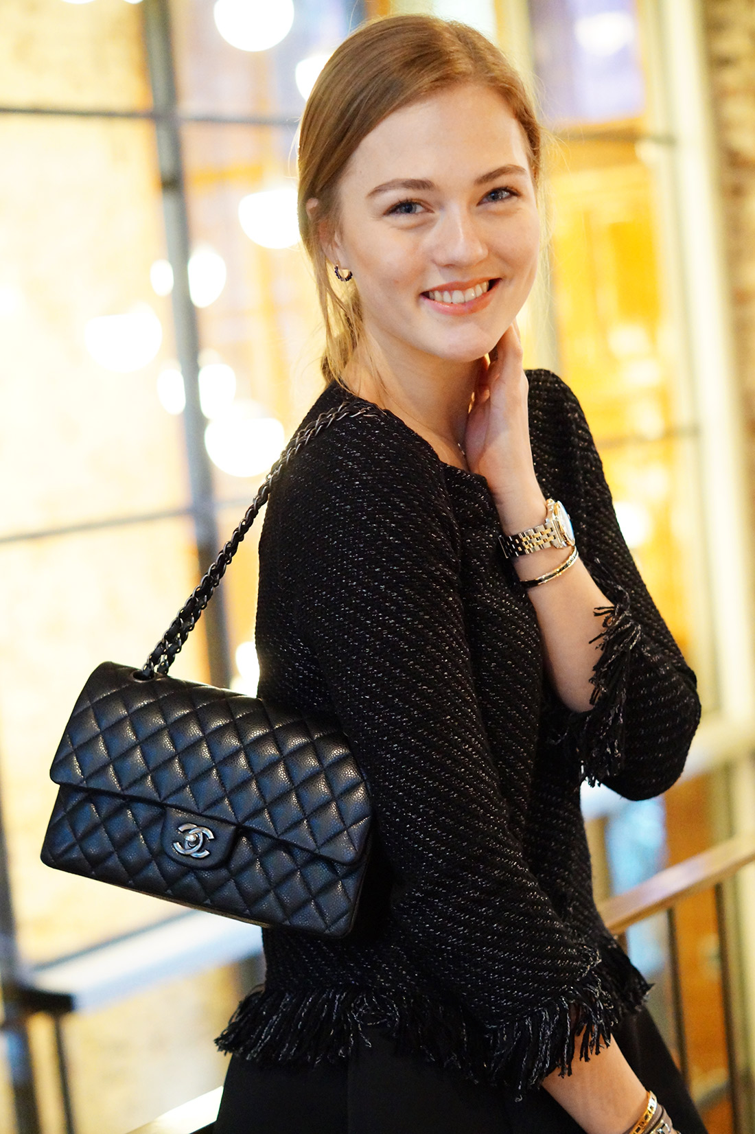 Bag-at-you---Fashion-blog---The-bag-of-Floortjeloves---Chanel-classic-black---The-Hoxton-Amsterdam