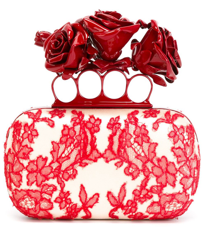 Bag-at-You---Fashion-blog---Alexander-McQueen-rose-clutch---Wedding-bag-for-bride