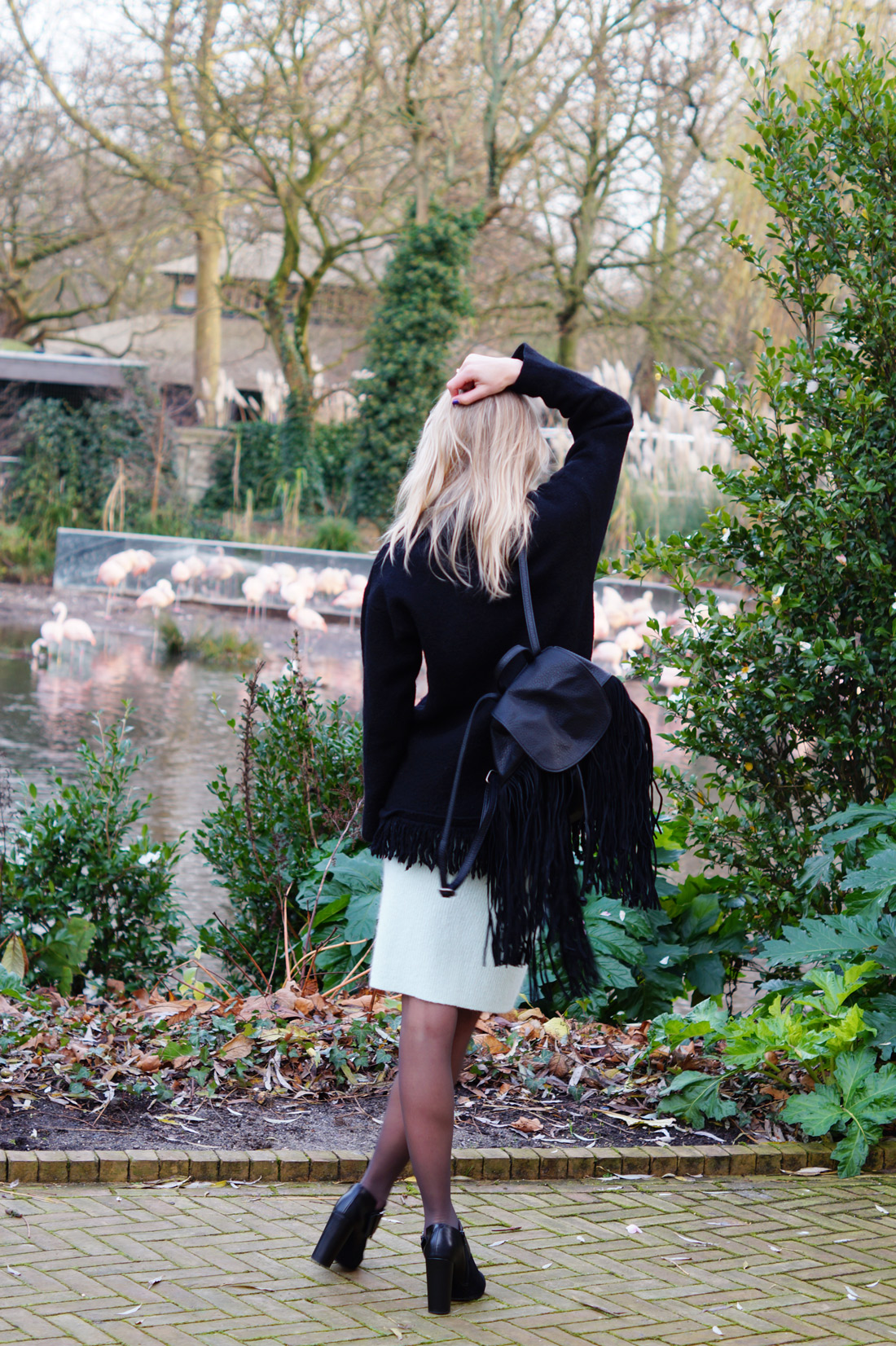 Bag-at-You---Fashion-blog---Cozy-sweater-and-backpack---Pepe-Jeans