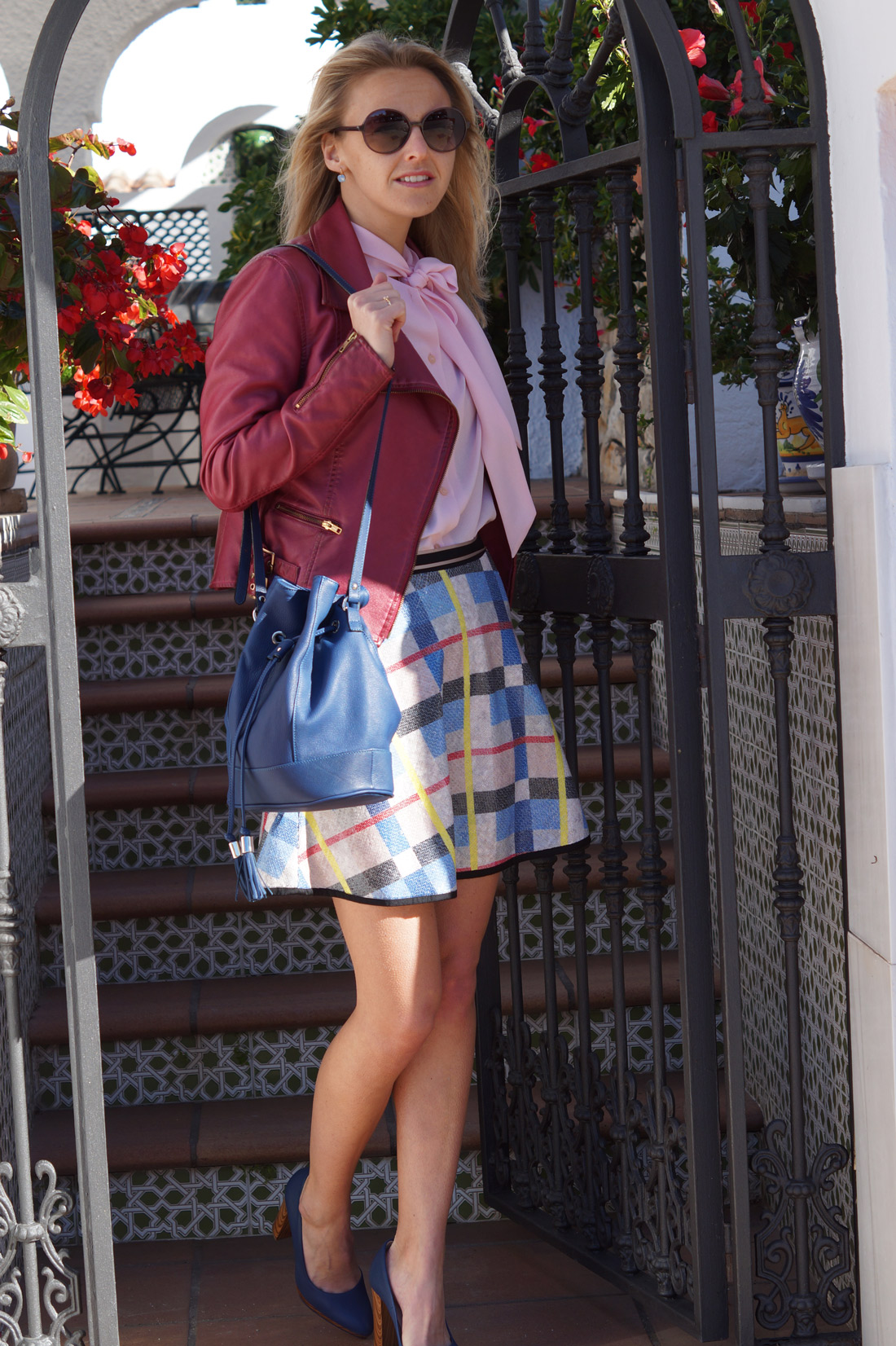 Bag-at-you---Fashion-blog---Blue-bag-pumps---Spring-outfit