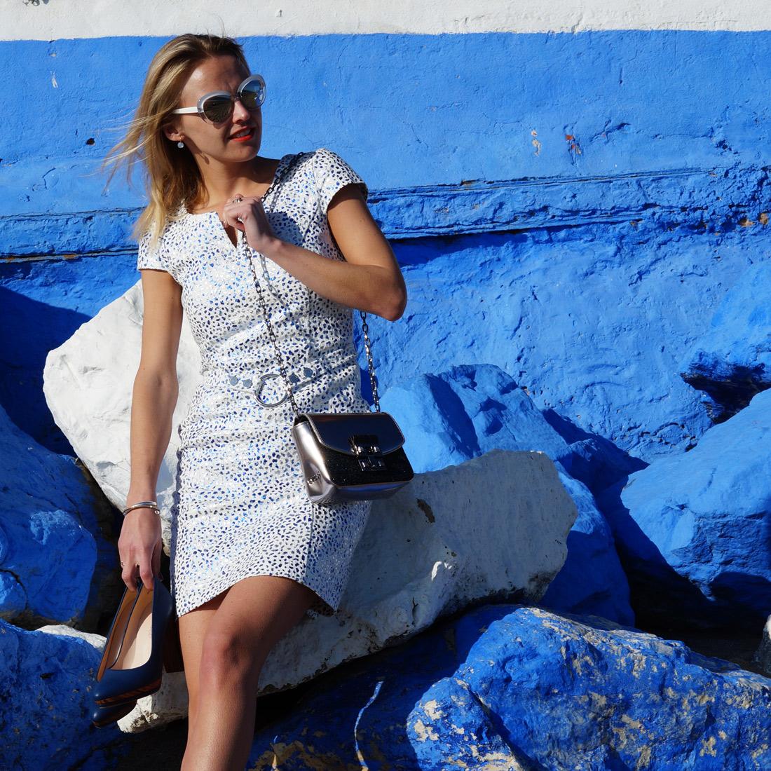 Bag-at-you---Fashion-blog---Liu-Jo-Glitter-Bag-and-sunglasses---Summer-2016