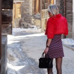 What to wear on your honeymoon to the snow?!