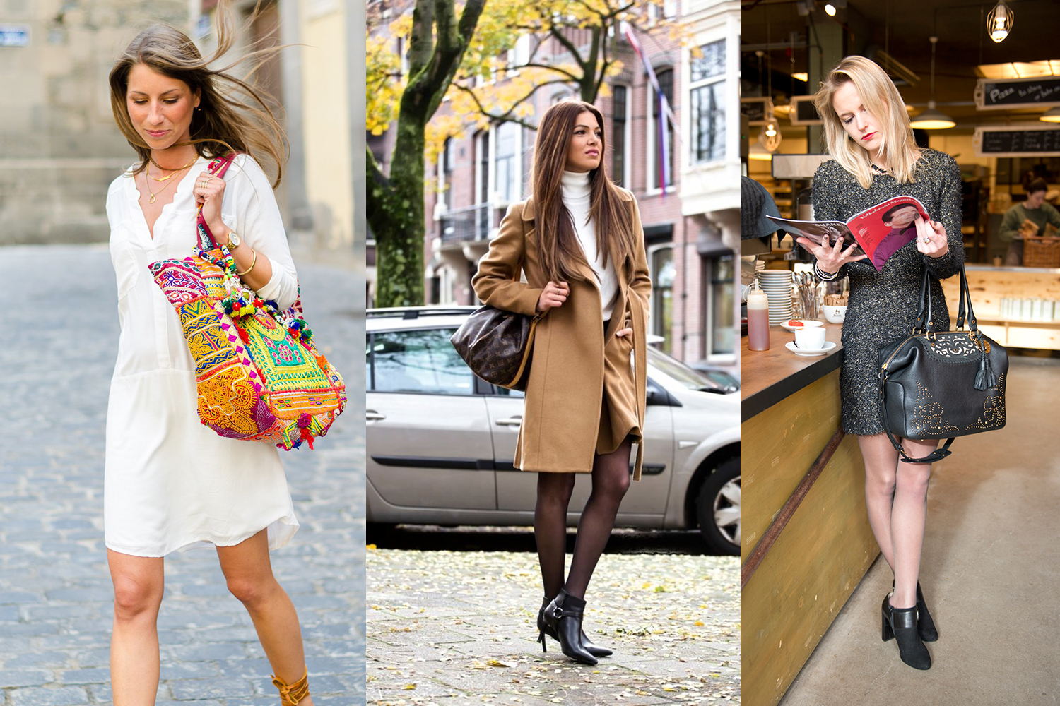Bag at you - Fashion blog - What your bag says about your personality - Shopper