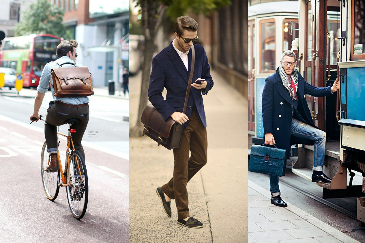 Bag at you - Fashion blog - What your bag says about your personality - The Business Man