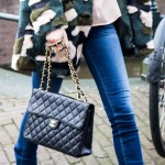 8 ways to style your Chanel flap bag!