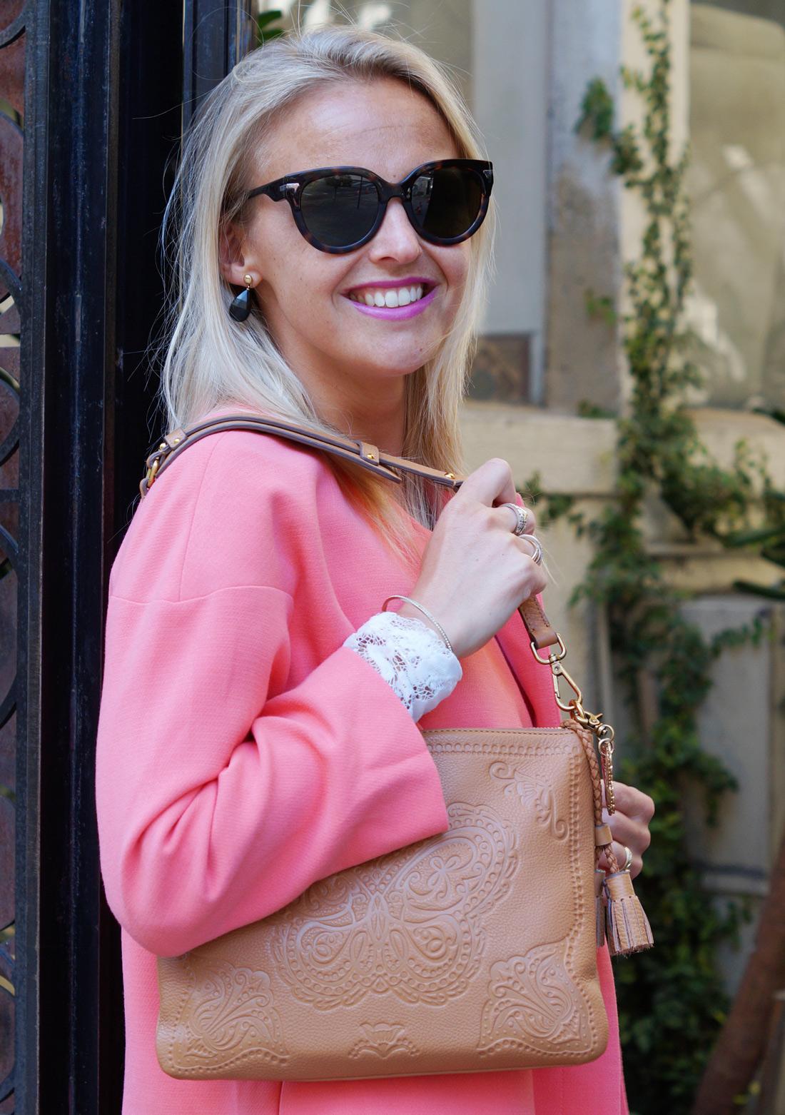 Bag-at-you---Fashion-blog---San-Francisco---Pink-WE-coat---Leather-Bag