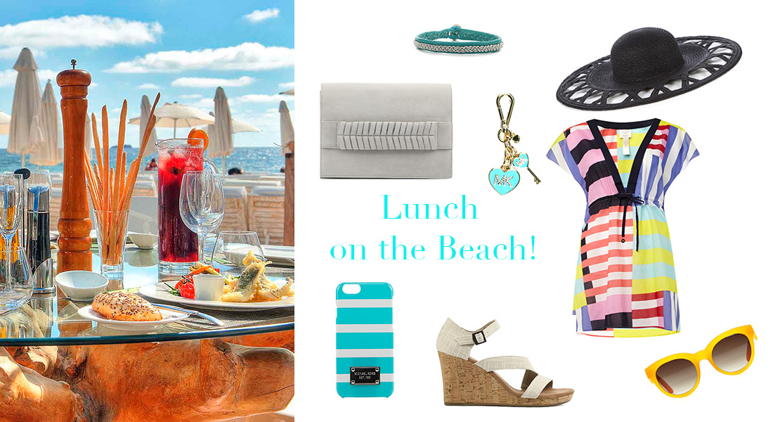 Bag-at-you---Lifestyle-blog---Style-Guide---Lunch-on-the-beach