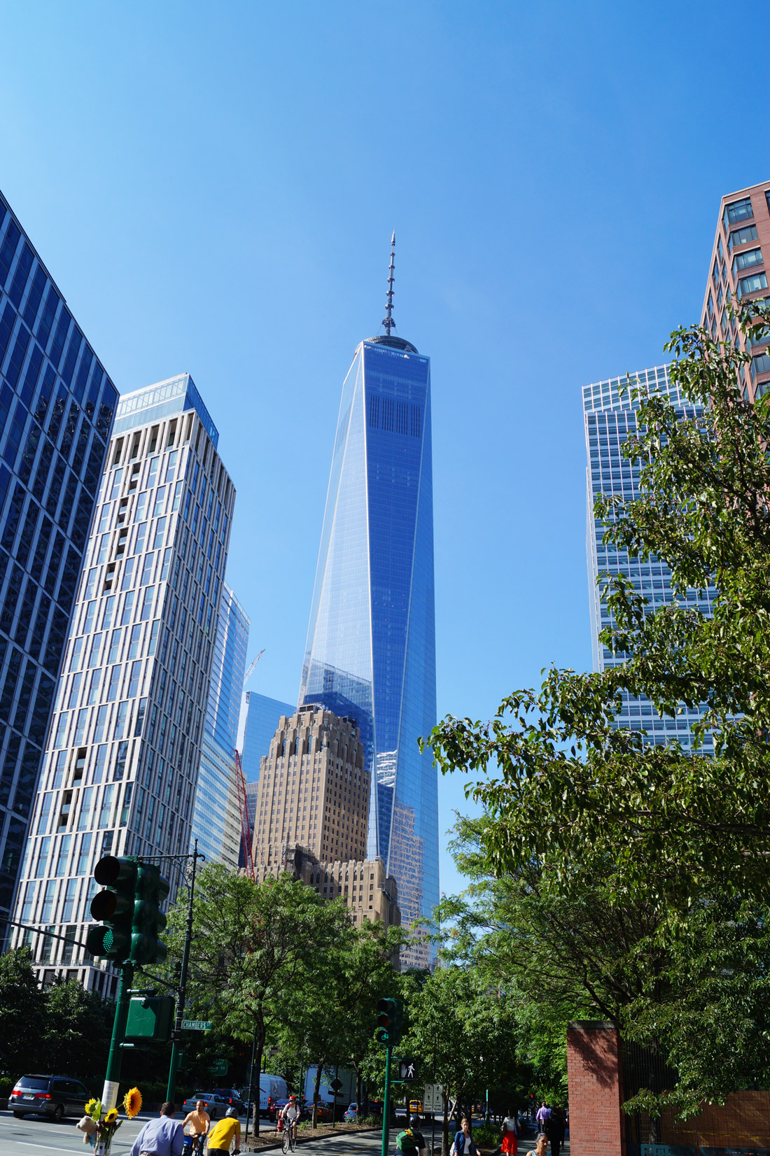 Bag-at-you---Travel-blog---New-York---Freedom-Tower