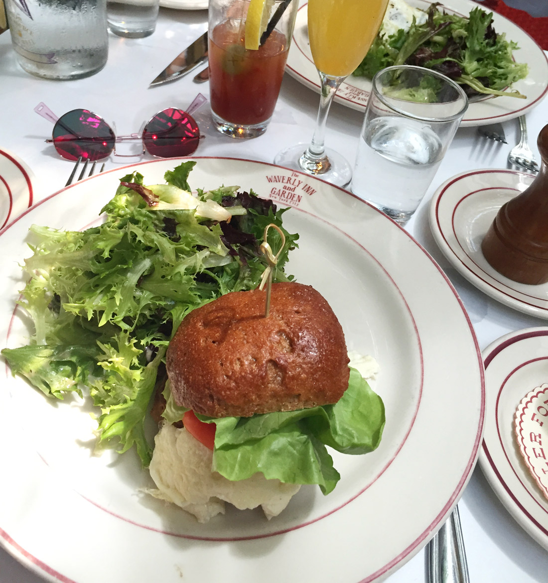 Bag-at-you---Travel-blog---New-York---Waverly-Inn---Brunch