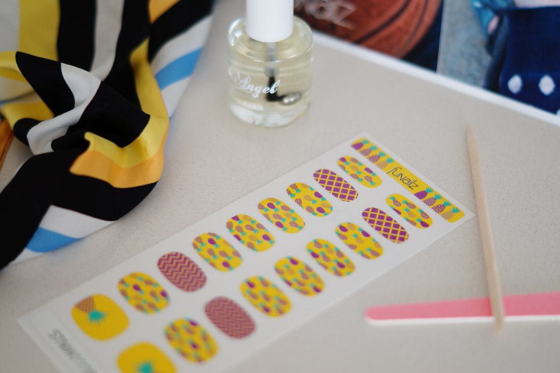 Bag-at-you---lifestyle-blog---Nail-art---Funailz---stickers