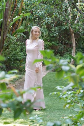 Bag-at-you---Fashion-blog---Blush-pink-maxi-dress---Los-Angeles