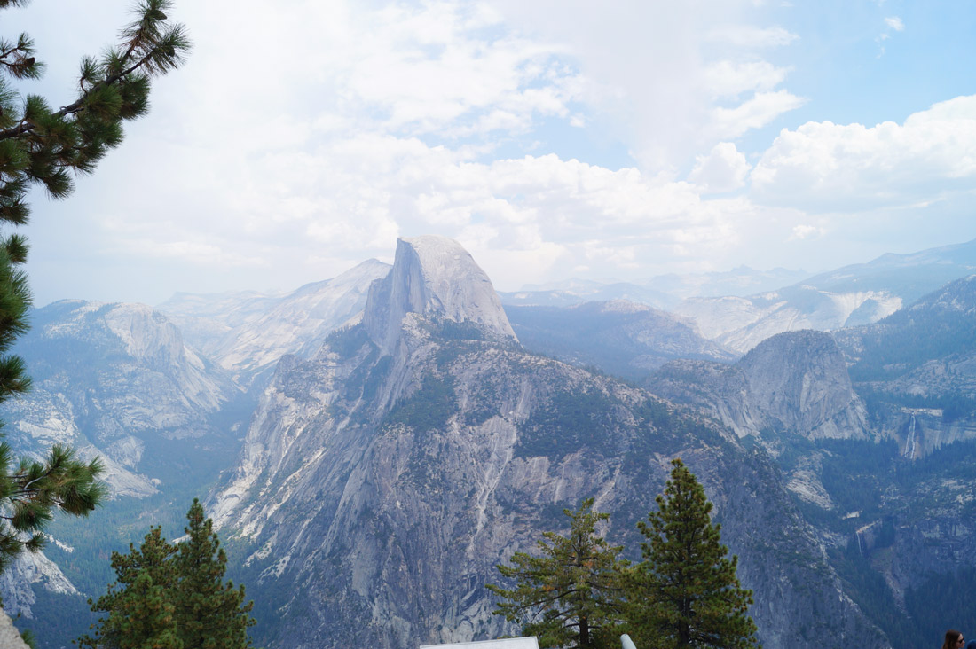 Bag-at-you---Travel-blog---Yosemite---Glacier-Point