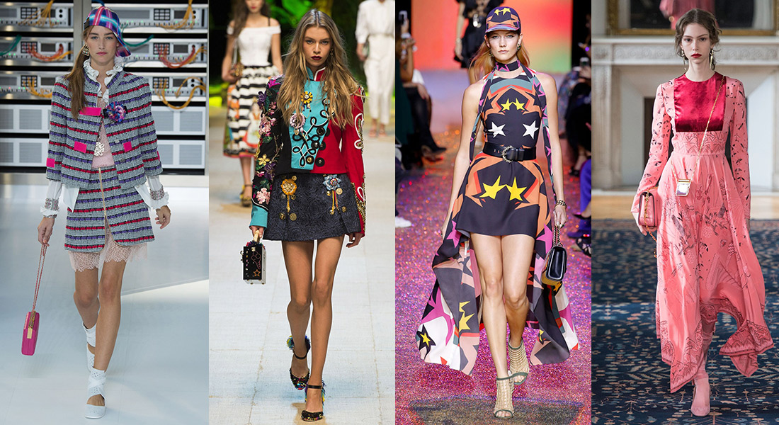 06 Oct The Best Bag Trends For Spring Summer 2017