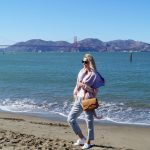 Looking cool and chic in the City by the Bay