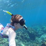 Snorkelling and whale watching on Maui