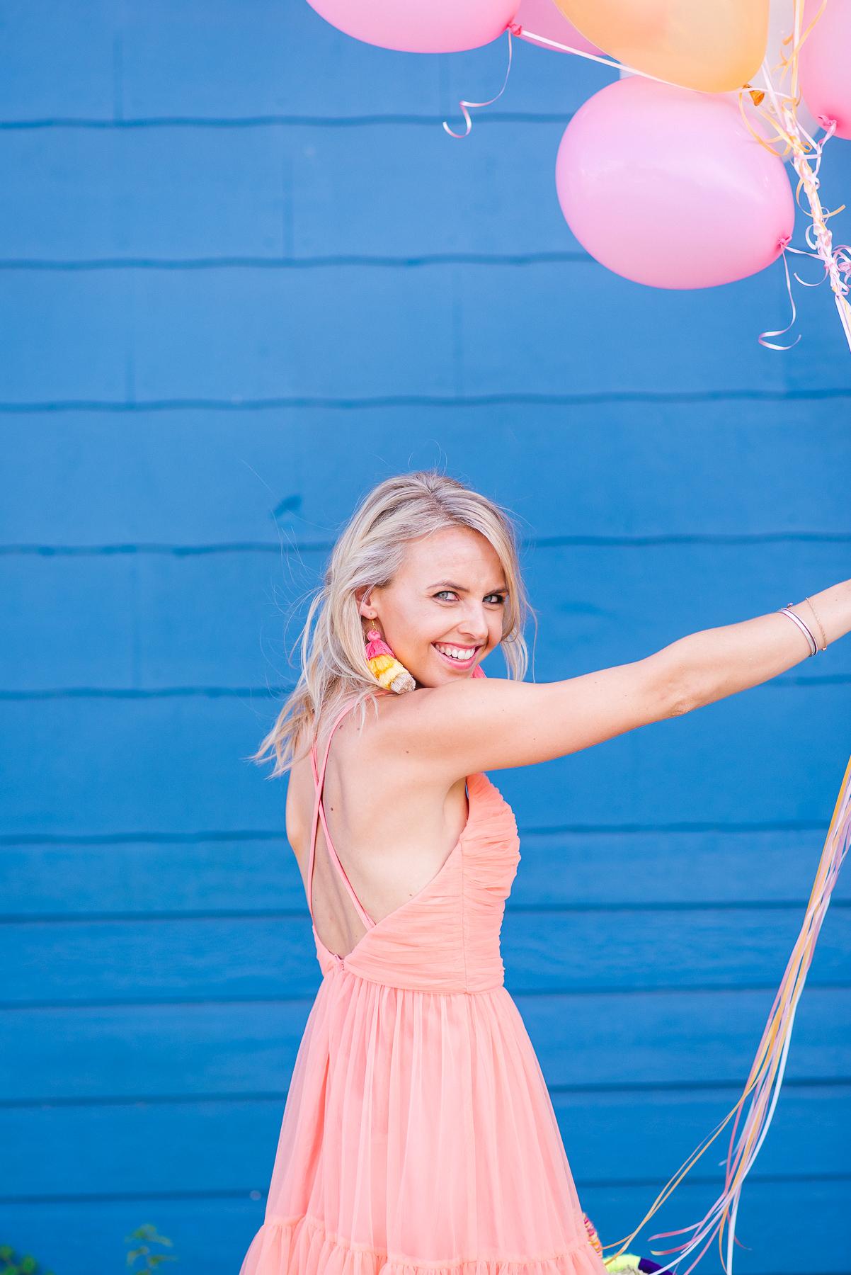Bag at you - Fashion blog - Birthday girl dress