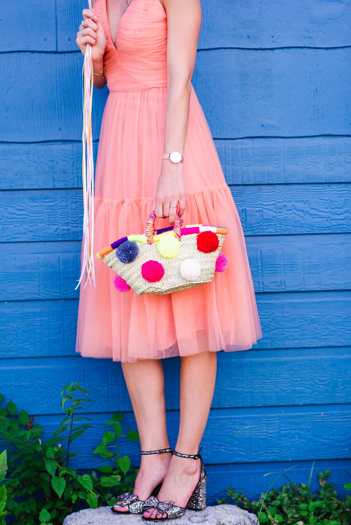 Bag at you - Fashion blog - Pom Pom Bag