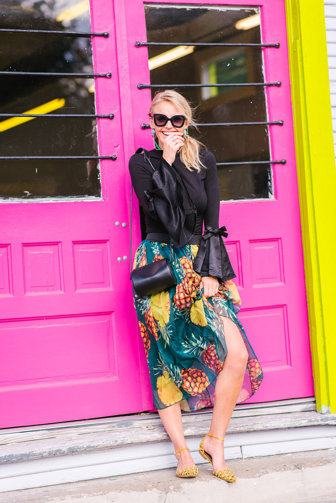 Bag-at-you---Fashion-blog---Pineapple-skirt