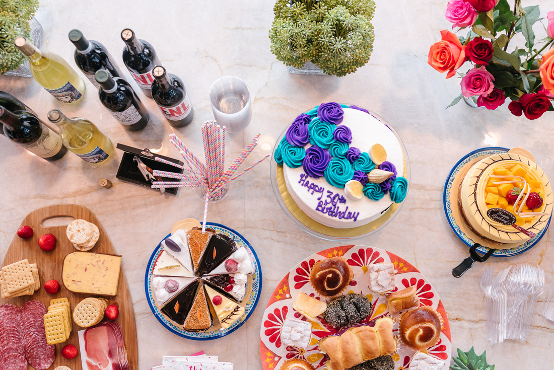 Bag-at-you---Lifestyle-blog---birthday-cakes-and-snacks