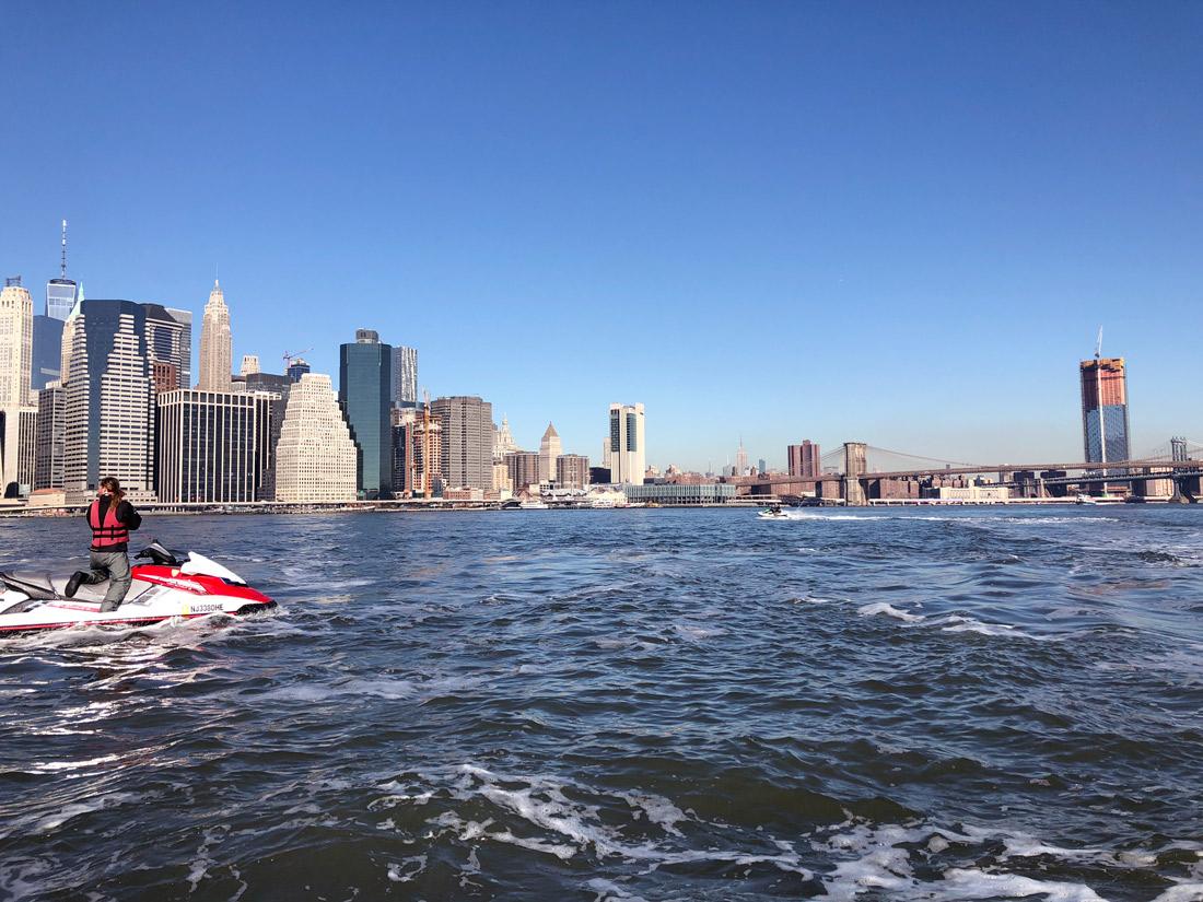Bag-at-you---Travel-blog---Jet-Ski-under-Manhattan-bridge-and-Brooklyn-Bridge