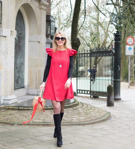 Bag-at-you---Style-blogger---Red-dress