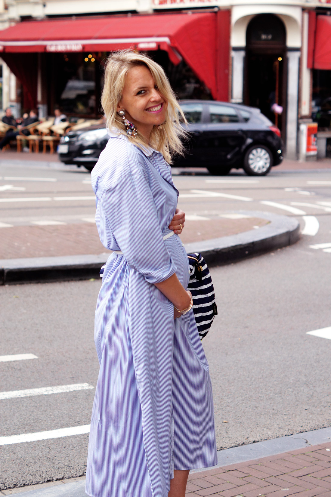 Bag-at-you---Shirt-dress-style