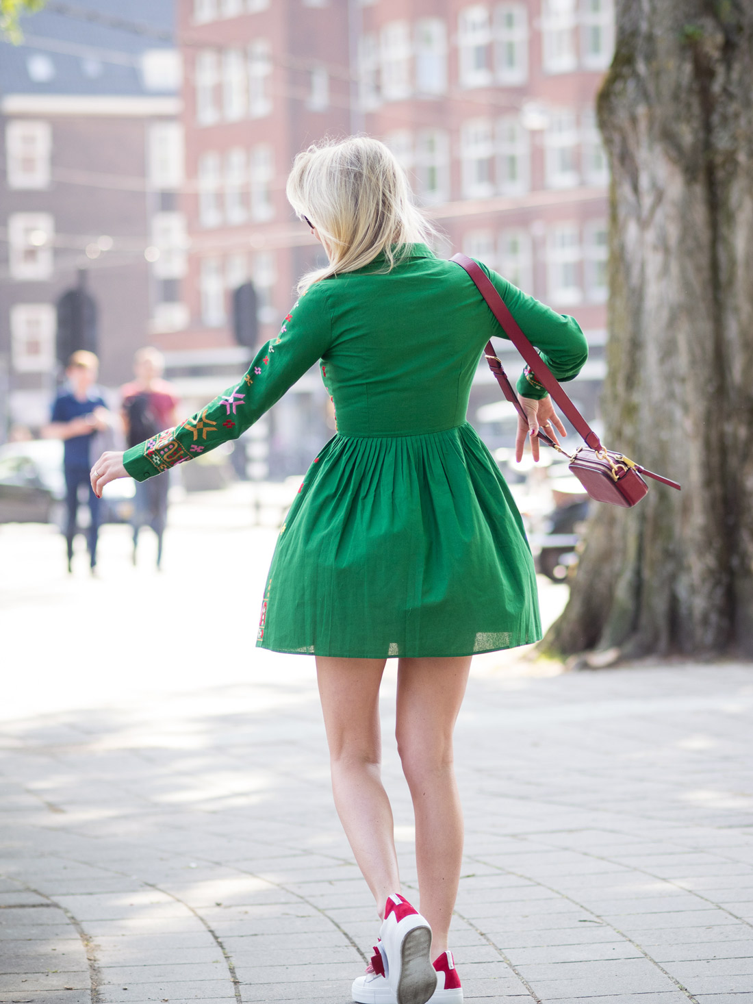 Bag-at-you---Style-Blog---Green-dress