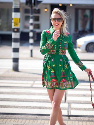 Bag-at-you---Style-blog---Aztec-and-tribal-print-dress