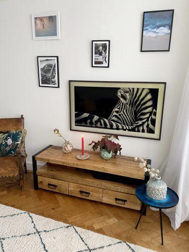Desenio posters living room 1